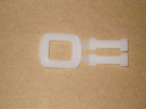 Plastic Buckle for Poly Strapping by Hand pictures & photos