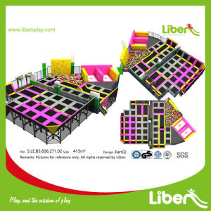 Customized Design Indoor Trampoline Park for Children and Adults pictures & photos