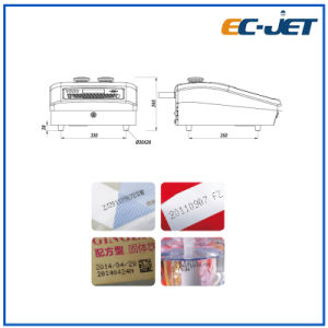 Expiry Date Small Character Printing Machine Ecjet Printer pictures & photos
