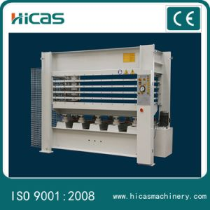 Plywood Hot Press Machine Hot Press for Plywood pictures & photos