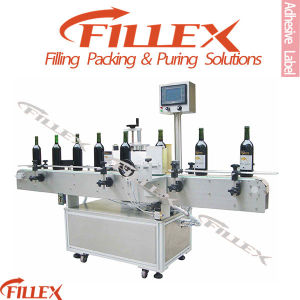 Automatic Single Side Self-Adhesive Labeling Machine pictures & photos