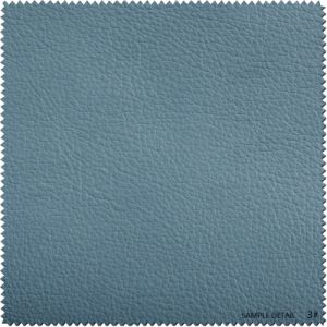 Popular Lychee Thick PU Bonded Leather for Shoes (S021) pictures & photos