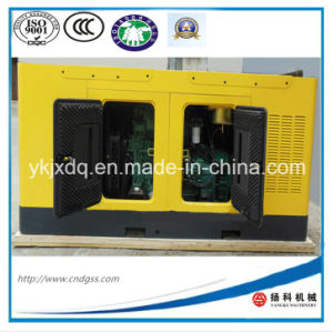 Volvo Engine 80kw /100kVA Silent Style Electric Diesel Generator pictures & photos