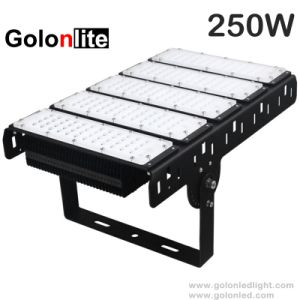 Indoor Outdoor High Mast Football Soccer Stadium Tennis Court Lighting 400W 300W 250W 200W LED Flood Light pictures & photos
