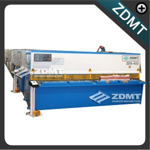 Hydraulic Shears Machine with SGS pictures & photos