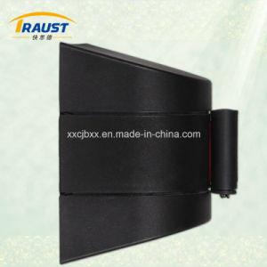 High Quality Wall Unit Retractable Belt Stanchion pictures & photos