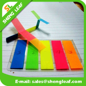 Removable Sticky Note with Logo Print and Different Shape (SLF-PI016) pictures & photos