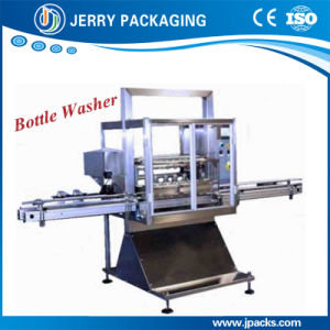 Automatic Pet or Glass Bottle Water Rinsing Washing Machine pictures & photos