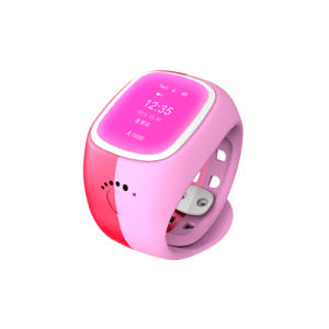 GPS Sos Function Wristband Bracelet Bluetooth Smart Watch for Kids