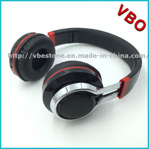 Wholesale LED Disco Lighting Stereo Bluetooth Earphone Headphone pictures & photos