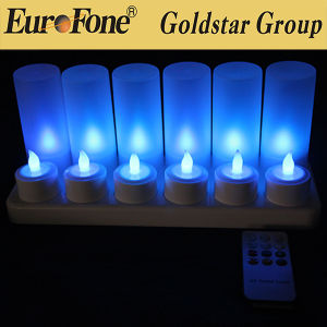 Multi Color LED Candle Light pictures & photos