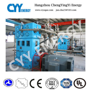 Five Stage Oil Free Lubrication Water Cooling Piston Oxygen Compressor pictures & photos
