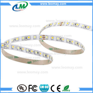 Dimmable 60LEDs Flexible LED Strip Lighting CRI90+ Super bright pictures & photos