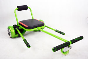 New Product Ce Approved Adjustable Seat Hoverkart for Two Wheels Self Balance Scooter Hoverboard Go Kart Sitting pictures & photos