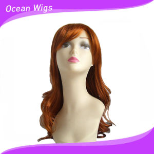 2016 Hot Sales 100% Kanekalon Synthetic Hair Wigs pictures & photos