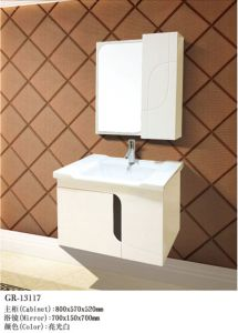Wooden Furniture Bath Cabinet (13117) pictures & photos