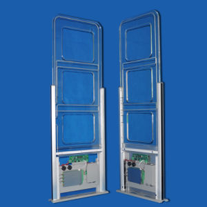 RFID 13.56 MHz EAS Anti-Theft Alarm Gates for Library pictures & photos