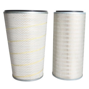 Tr Air Filter Cartridge for Rotary Piston Blower pictures & photos