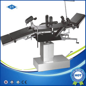 304 Stainless Steel Mechanical Operating Table with CE pictures & photos