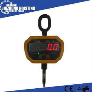 5t 10t Ocs Electronic Digital Meat Hanging Hooks Crane Scale pictures & photos