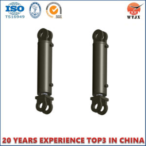 Welded or Flange Mounted Hydraulic Cylinder/Double Acting Hydraulic Cylinder pictures & photos