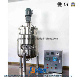 Food Grade Stainless Steel Chemical Biofermentation Tank Biological Fermentation Tank pictures & photos