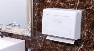 Paper Towel Dispenser with Transparent Ink Green (KW-718) pictures & photos
