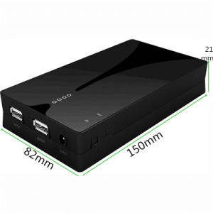 Portable Power Bank 14400mAh for Laptop and Mobile Phone pictures & photos