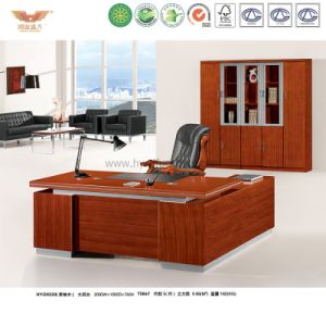 Comfortable Two Meters Metal Base Executive Table (HY-NNH-K52-20) pictures & photos