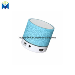 Speaker Wireless LED Bluetooth Hands Free Subwoofer Loudspeakers Musical Audio pictures & photos