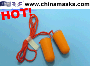 High Quality Safety Anti-Noise Foam Earplug pictures & photos