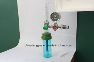 Professional Manufacturer China Hospital Use Oxygen Regulator Medical Equipment Supplier pictures & photos