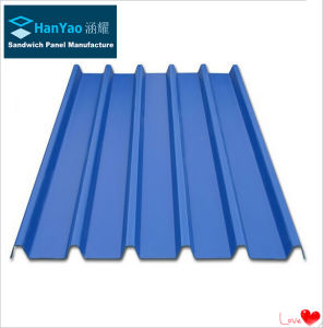Blue Steel Roof Tile for Building Material pictures & photos