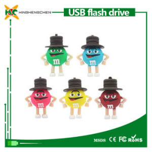 USB Flash Drive Cartoon Cute USB Pen Drive pictures & photos