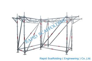 Safety CE Standard Ringlock Plettac Scaffolding for Sales pictures & photos