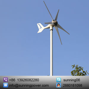 Professional Solar Wind System China Wind Turbine Manufacturer pictures & photos