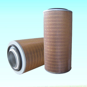 High Quality Filter Paper Atlas Copco Air Compressor Filter pictures & photos