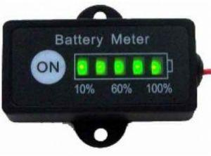 Battery Meter for 6V/12V/24V/36V/48V Lead Acid Battery pictures & photos