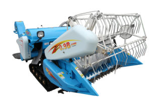 2016 New Mini Combine Harvester for Harvesting Rice, Wheat, Barley, Oat etc.
