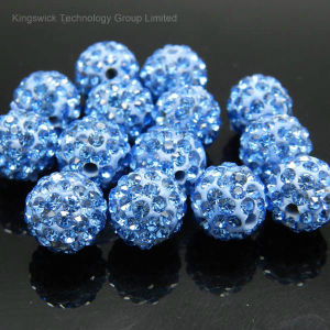 Wholesale Balls Rhinestone Beads for Jewelry pictures & photos