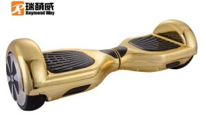 6.5inches Two Wheel Balance Electric Scooter&Electric Skateboard with UL2272 Gold Color