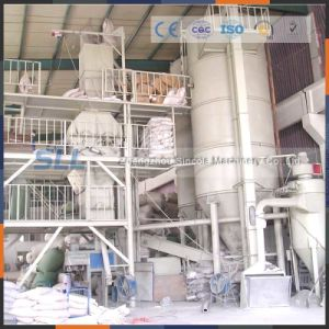 Simple 3-4 Person Operated Dry Mix Mortar Plant China Supplier pictures & photos