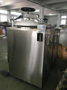 Fully Automatic LCD Display Vertical Vacuum Autoclave Sterilizer pictures & photos