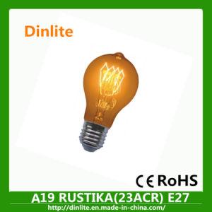 A19 32ACR decorative vintage light bulb pictures & photos