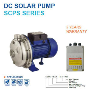 Good Quality Solar Surface Water Pump (5 Years Warranty) pictures & photos