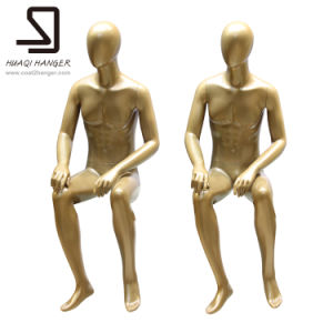 Cheap Male Full Body Mannequin, Sitting Mannequin pictures & photos