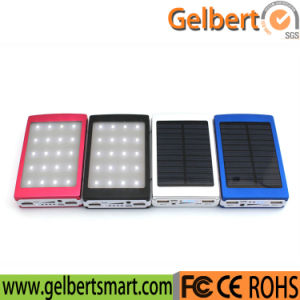 Universal LED Camp Lamp External Mobile Solar Power Bank pictures & photos