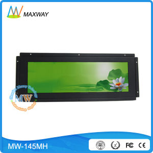14.9 Inch Ultra Wide Stretched Monitor Open Frame Type with 12V DC Input (MW-145MH) pictures & photos