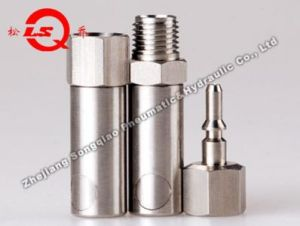 Lsq-an Press Button Semi Auomatic Type Quick Coupling pictures & photos
