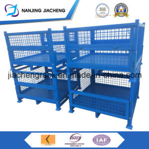 New Type of Stackable Steel Stillage with Powder Coated pictures & photos